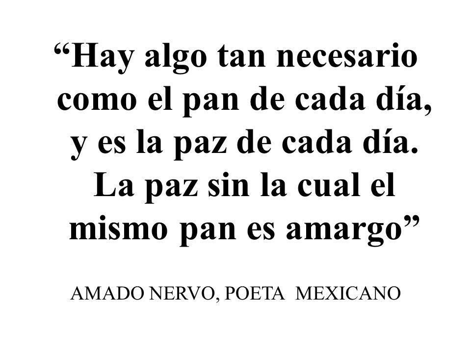 AMADO NERVO, POETA MEXICANO