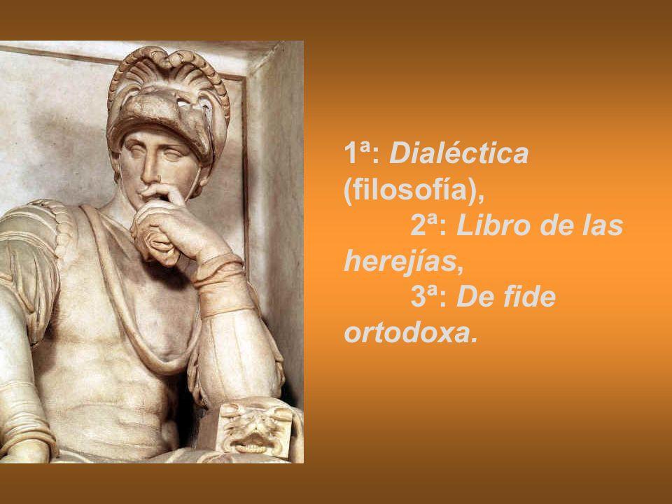 1ª: Dialéctica (filosofía),