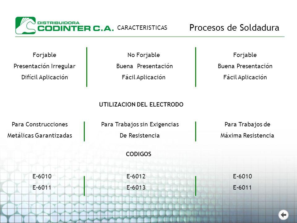 UTILIZACION DEL ELECTRODO