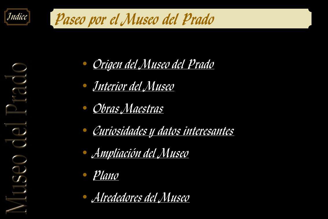 Paseo por el Museo del Prado