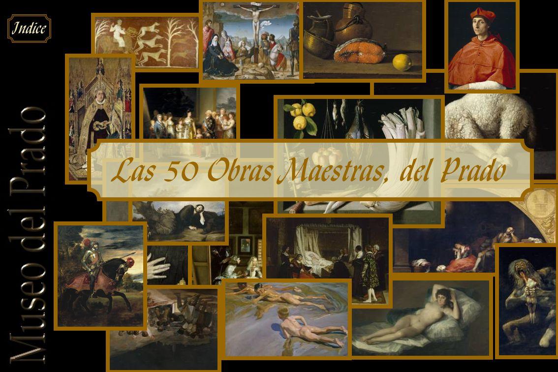 Las 50 Obras Maestras, del Prado