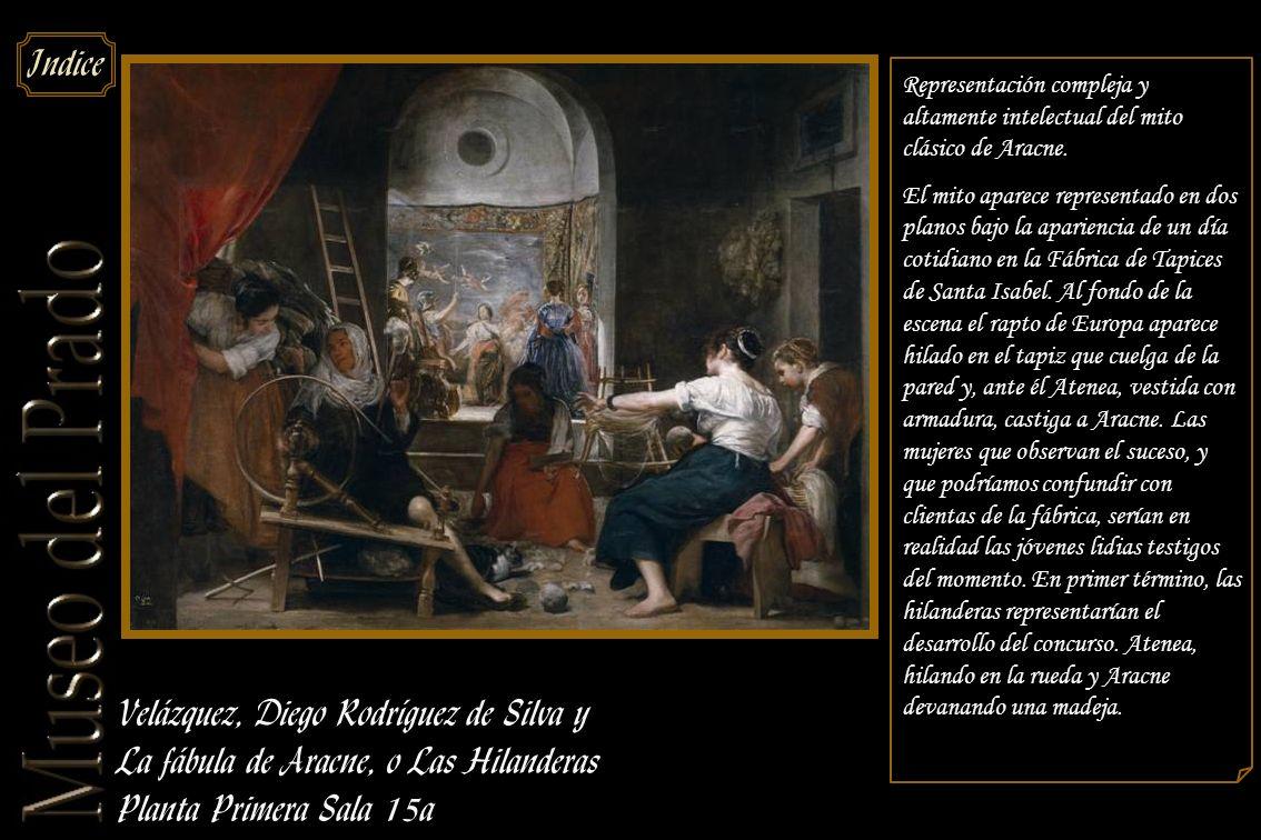 Velázquez, Diego Rodríguez de Silva y