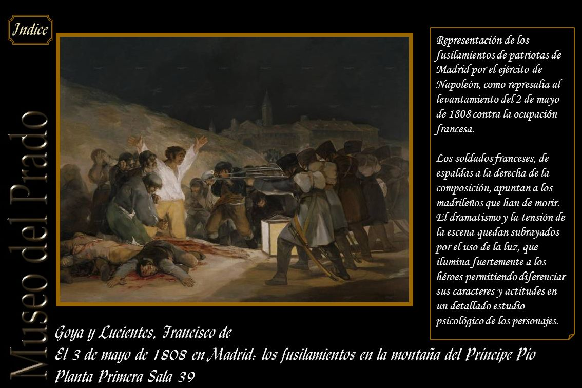 Goya y Lucientes, Francisco de