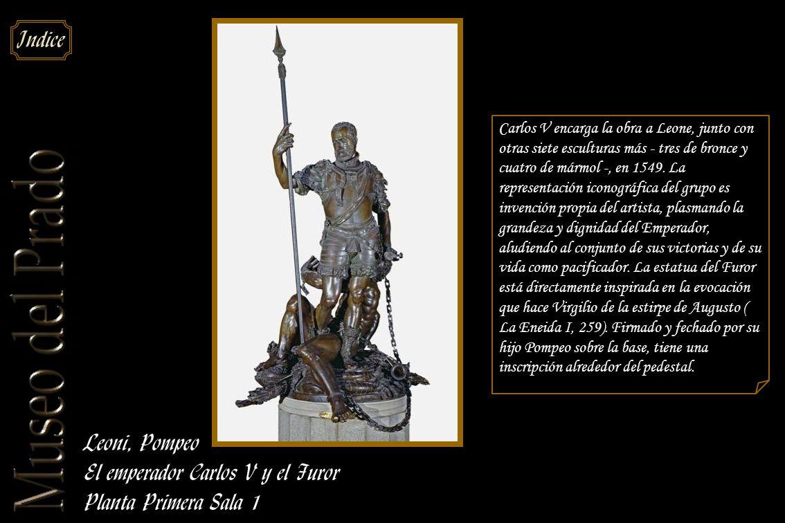 El emperador Carlos V y el Furor Planta Primera Sala 1