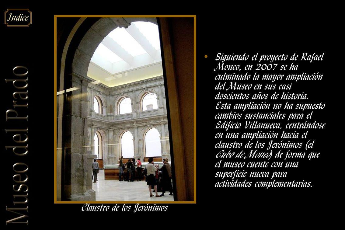 Claustro de los Jerónimos