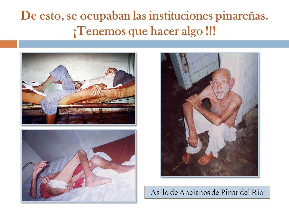 Asilo de Ancianos de Pinar del Rio