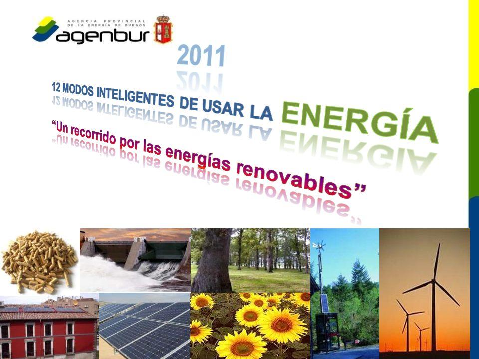 2011 Un recorrido por las energías renovables