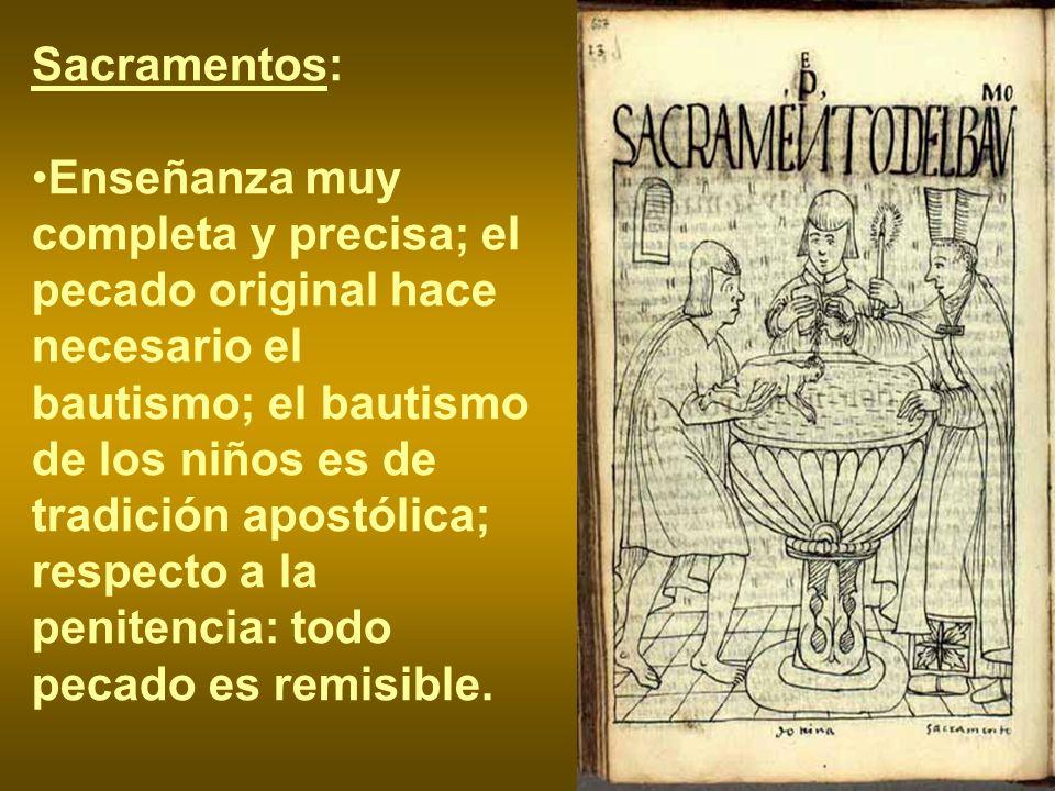 Sacramentos: