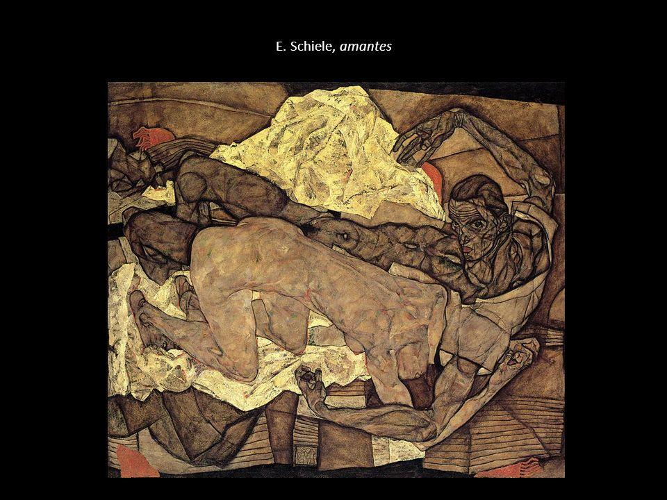 E. Schiele, amantes