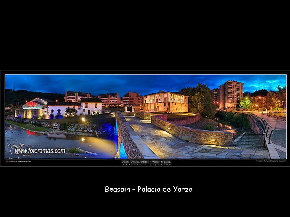 Beasain – Palacio de Yarza