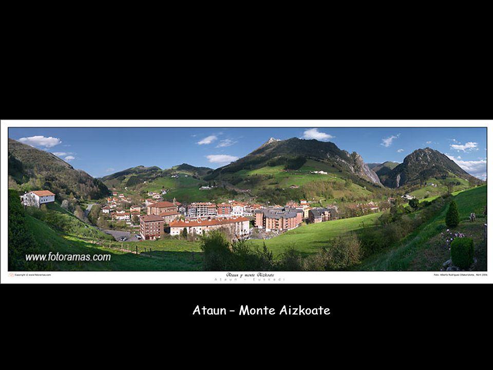 Ataun – Monte Aizkoate