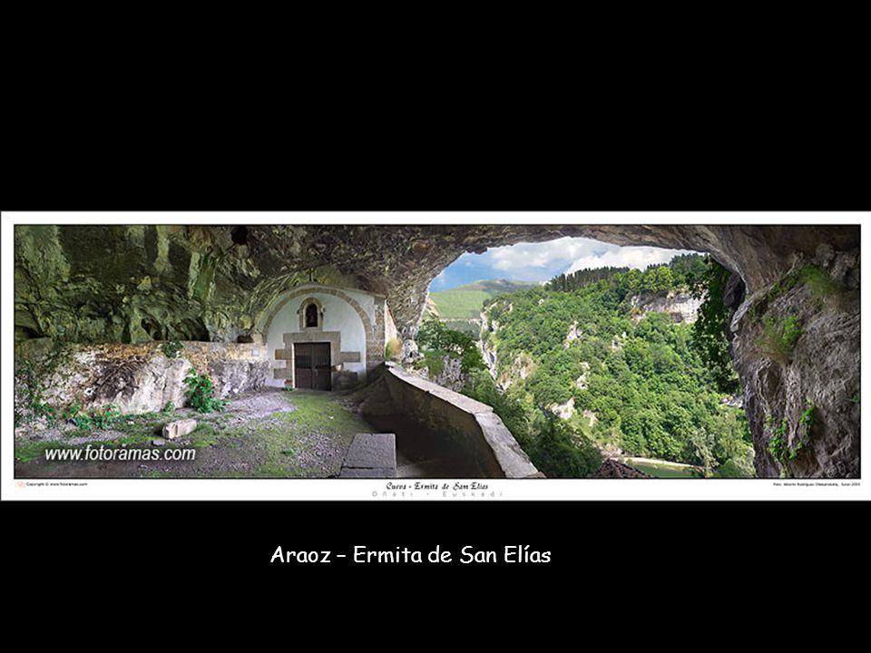 Araoz – Ermita de San Elías