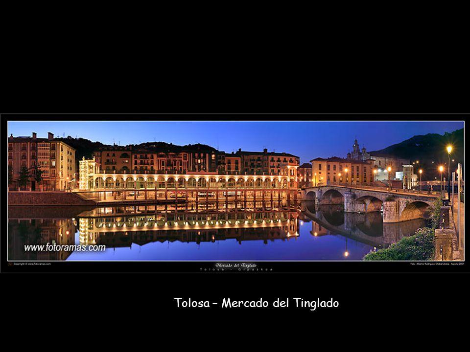 Tolosa – Mercado del Tinglado