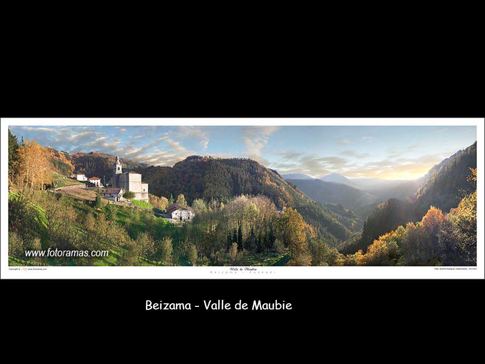 Beizama - Valle de Maubie