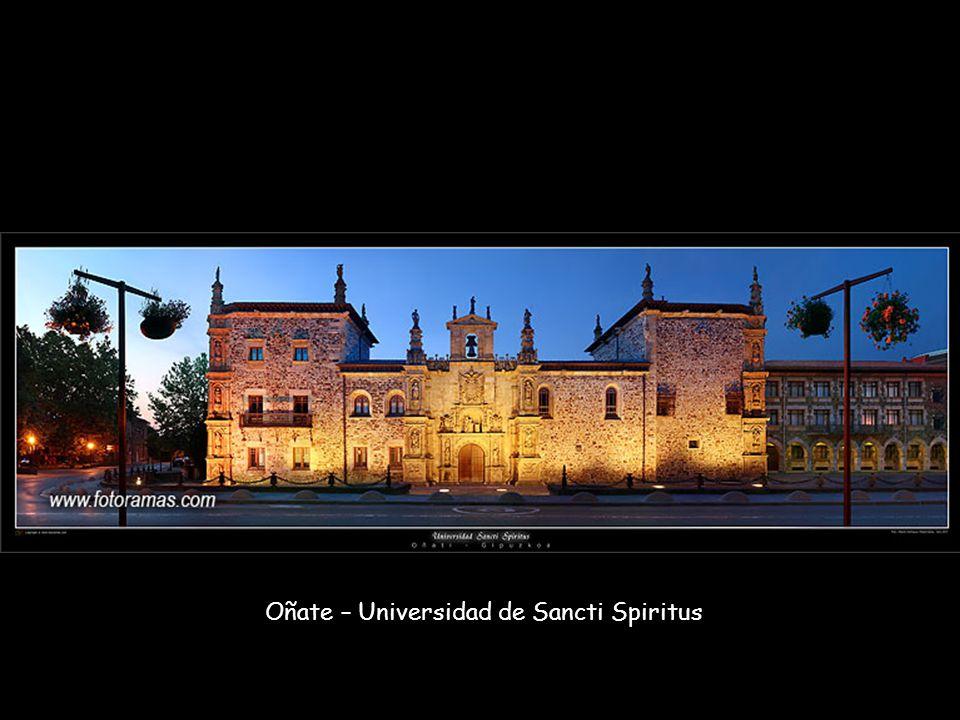 Oñate – Universidad de Sancti Spiritus