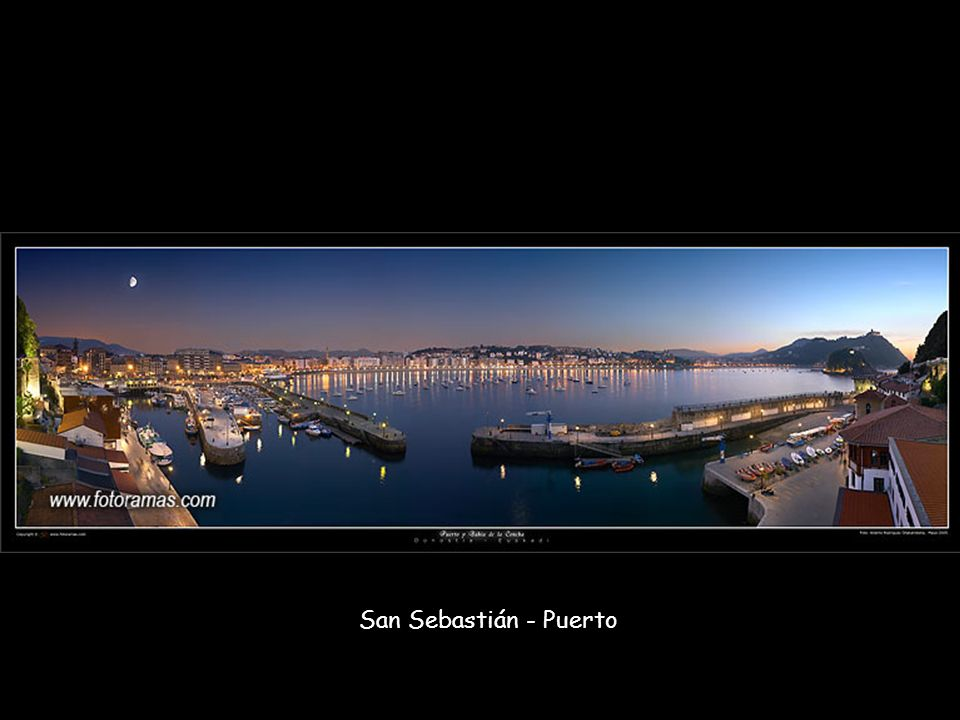 San Sebastián - Puerto