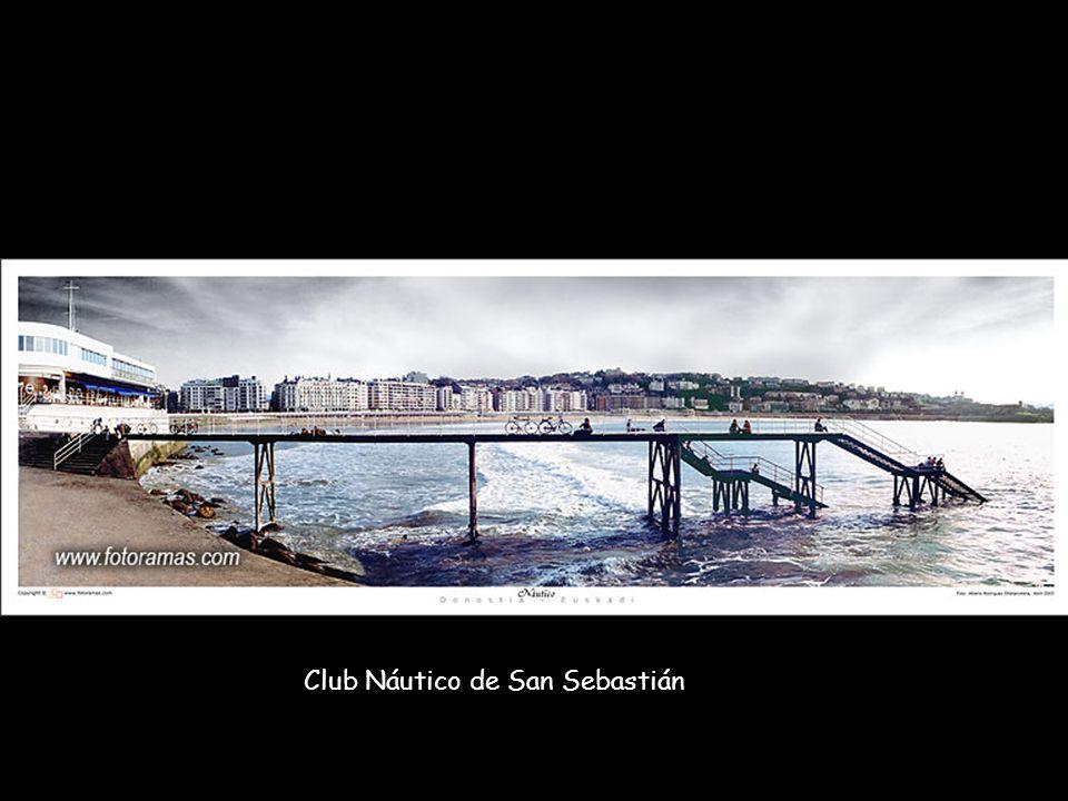 Club Náutico de San Sebastián