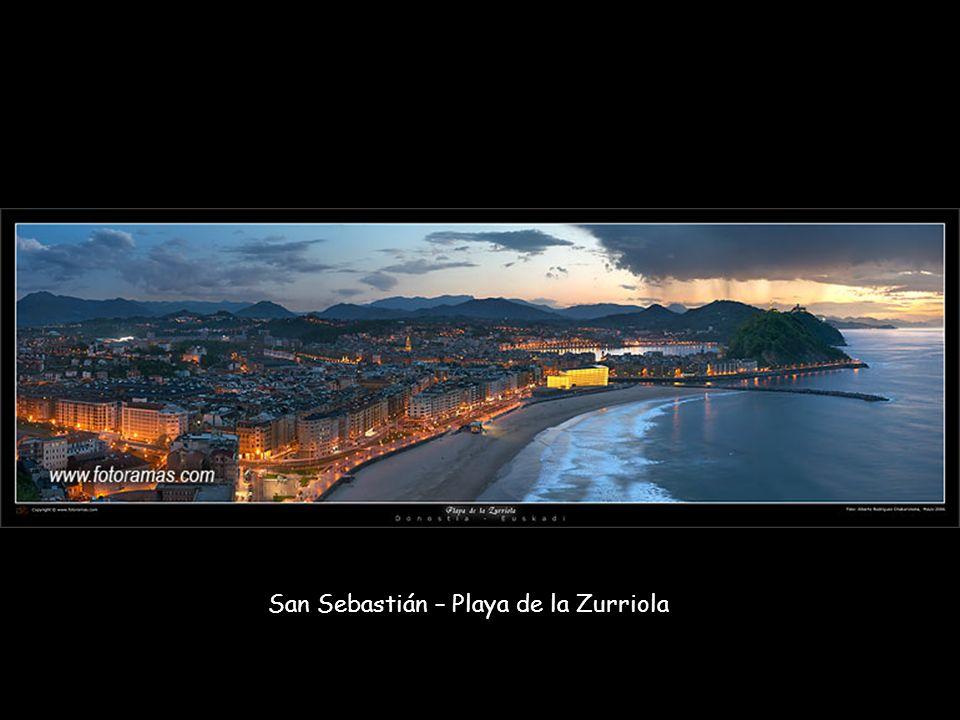 San Sebastián – Playa de la Zurriola