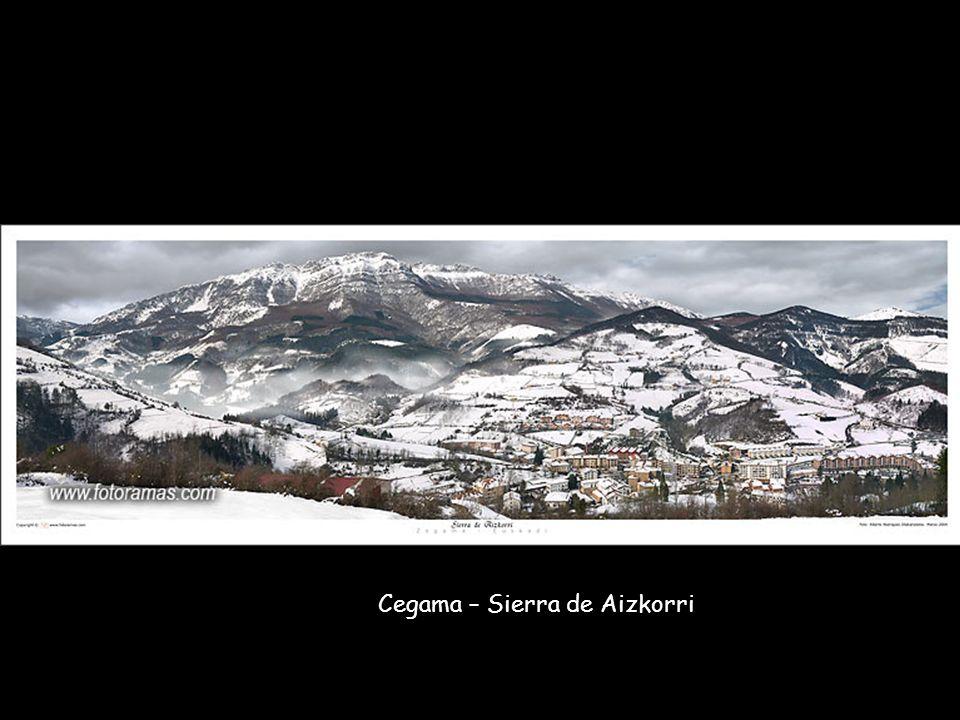 Cegama – Sierra de Aizkorri
