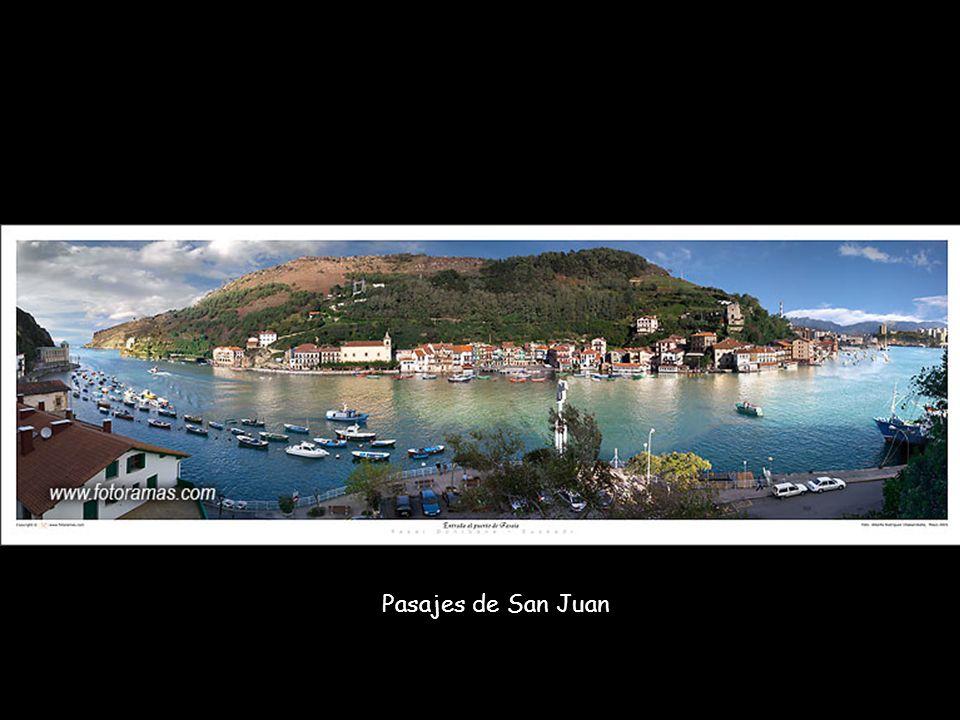 Pasajes de San Juan