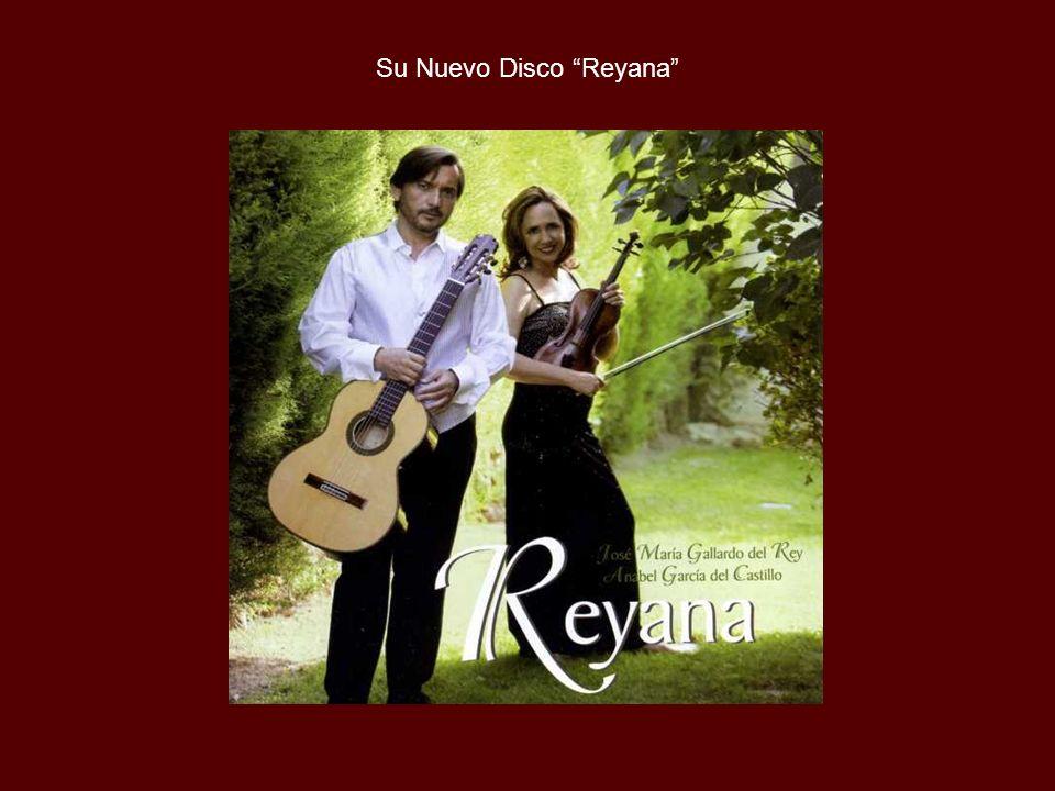 Su Nuevo Disco Reyana