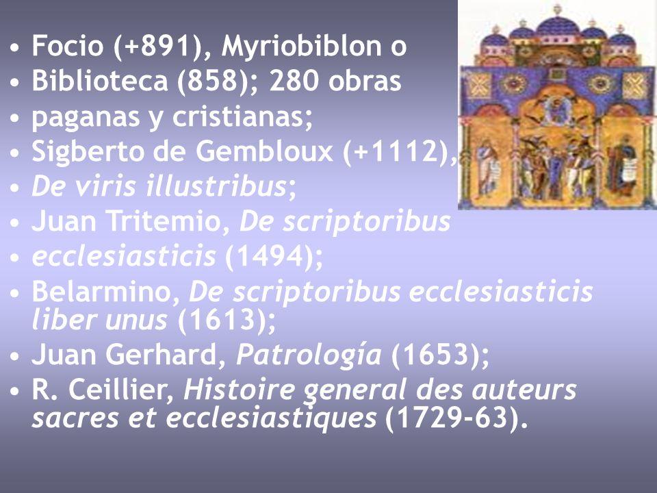 Focio (+891), Myriobiblon o