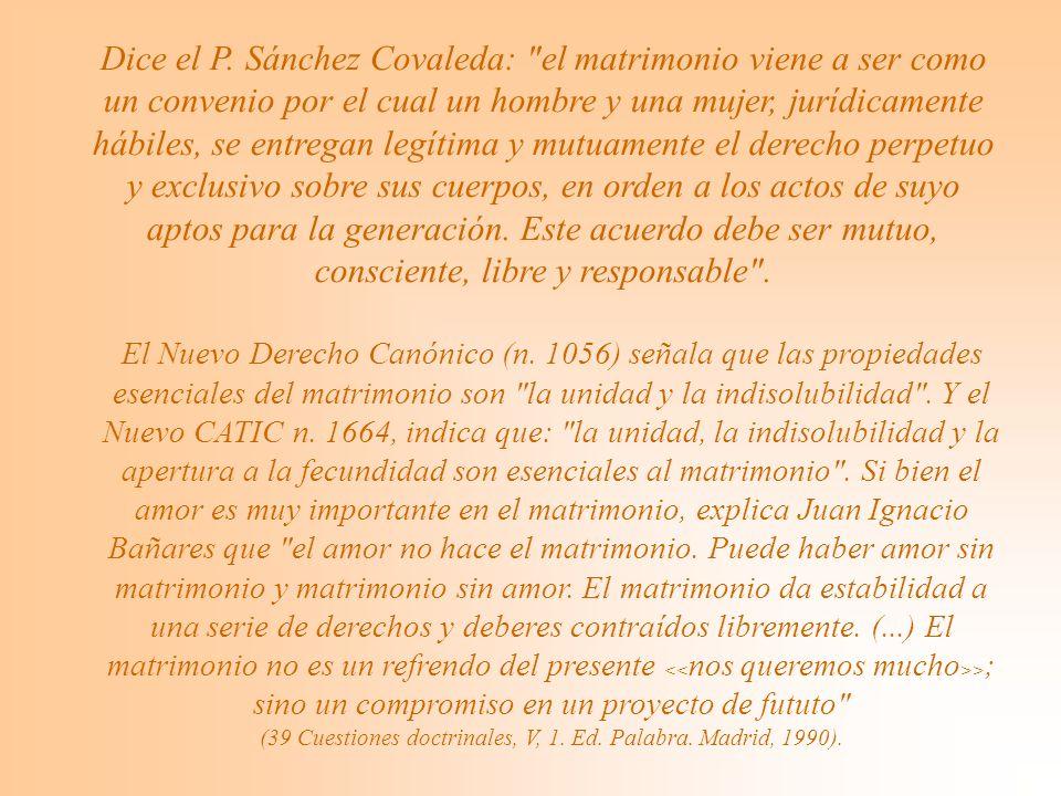 (39 Cuestiones doctrinales, V, 1. Ed. Palabra. Madrid, 1990).