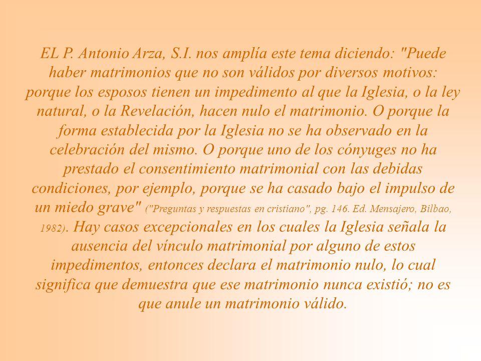 EL P. Antonio Arza, S.I.