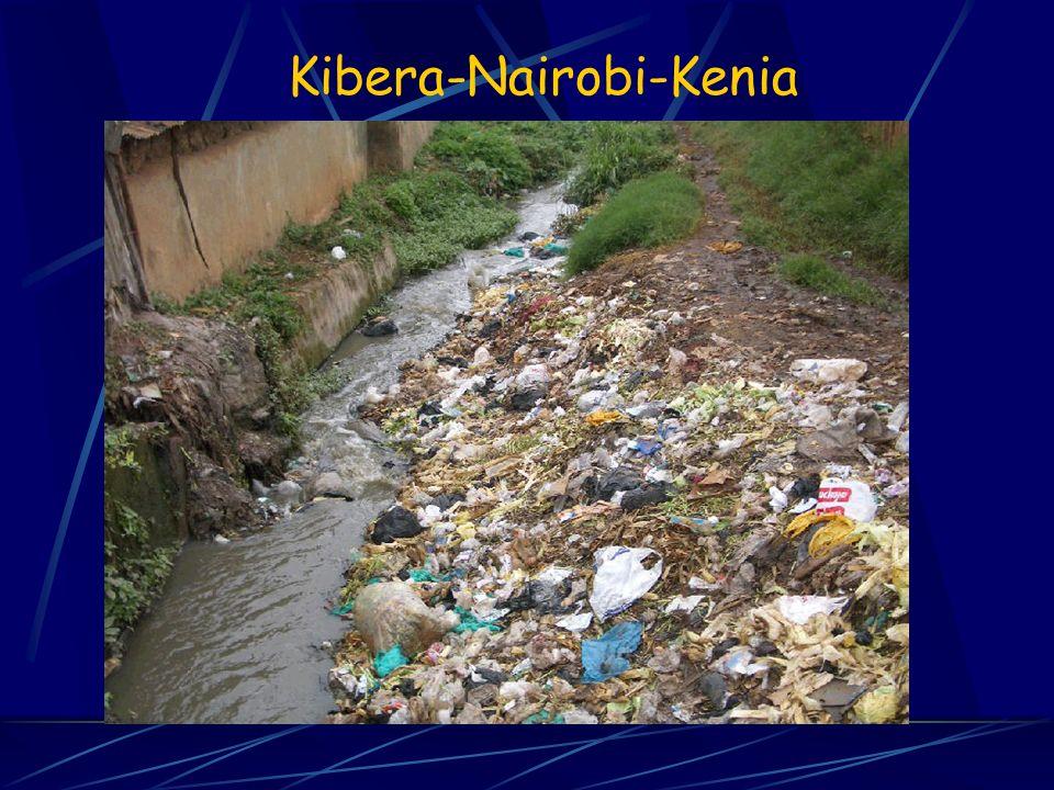 Kibera-Nairobi-Kenia