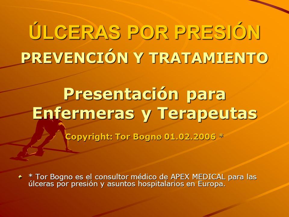 PREVENCIÓN Y TRATAMIENTO Enfermeras y Terapeutas