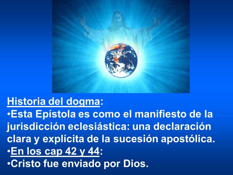 Historia del dogma: