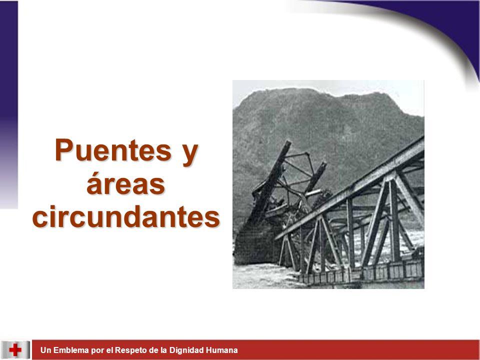 Puentes y áreas circundantes