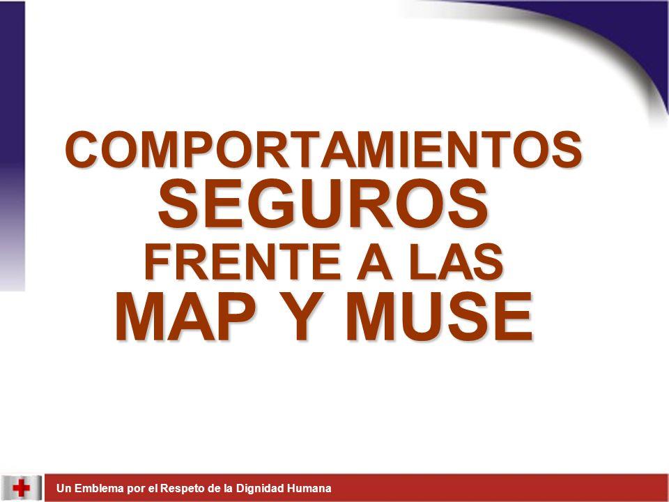 COMPORTAMIENTOS SEGUROS FRENTE A LAS MAP Y MUSE