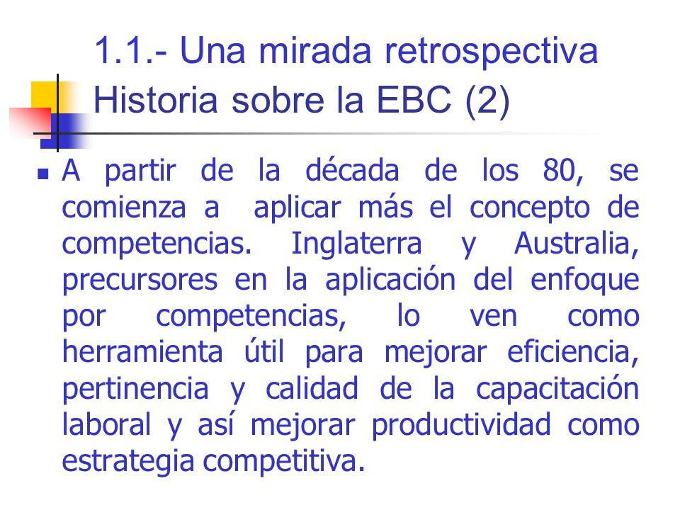 1.1.- Una mirada retrospectiva Historia sobre la EBC (2)