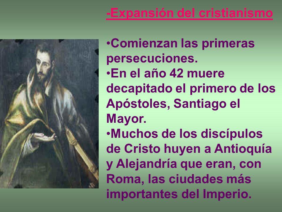 -Expansión del cristianismo