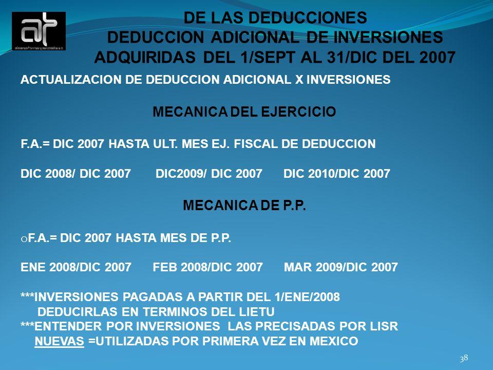 MECANICA DEL EJERCICIO
