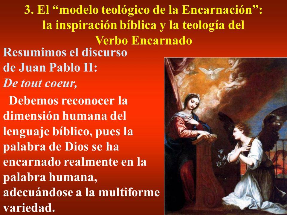 Resumimos el discurso de Juan Pablo II: De tout coeur,