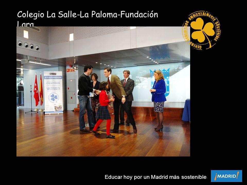 Colegio La Salle-La Paloma-Fundación Lara