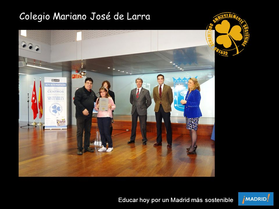 Colegio Mariano José de Larra