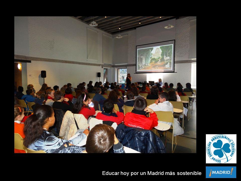 Educar hoy por un Madrid más sostenible