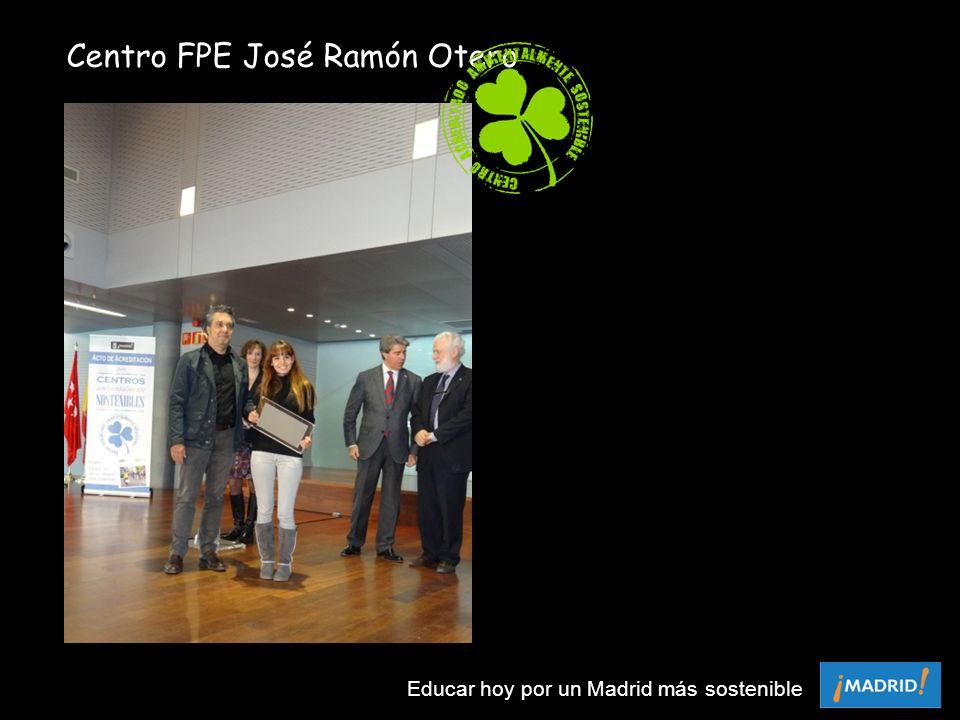 Centro FPE José Ramón Otero