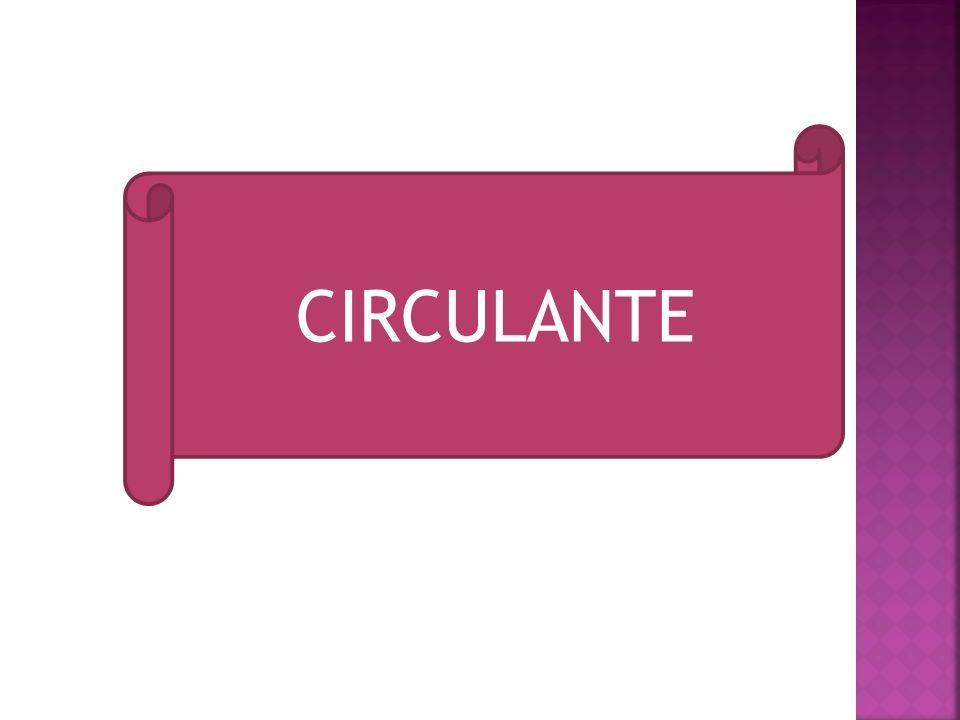 CIRCULANTE