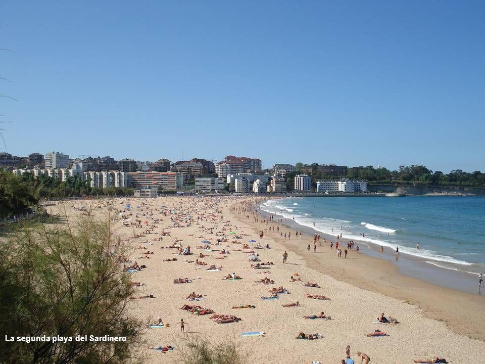 La segunda playa del Sardinero