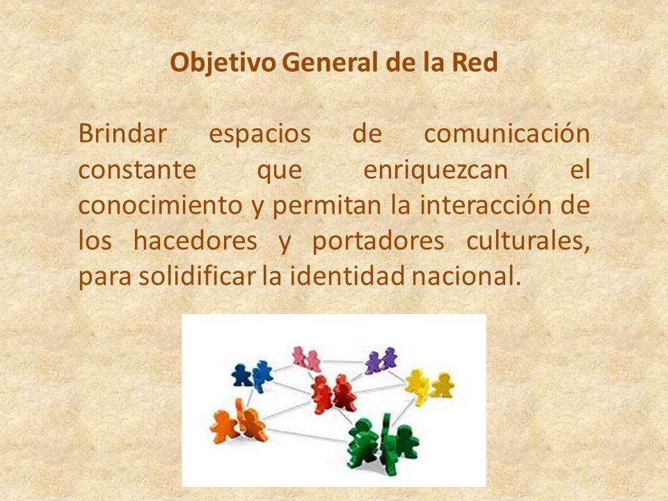 Objetivo General de la Red