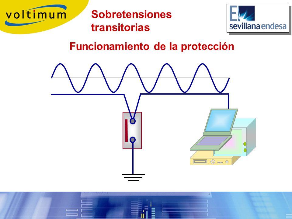 Funcionamiento de la protección