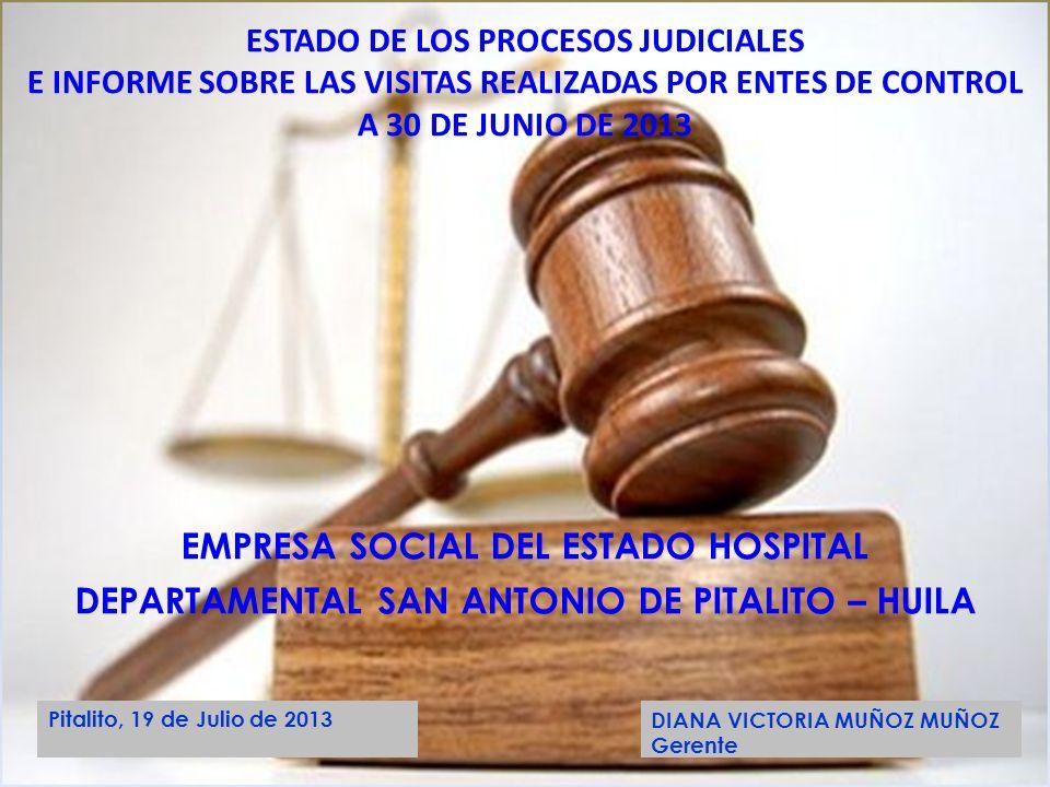 EMPRESA SOCIAL DEL ESTADO HOSPITAL