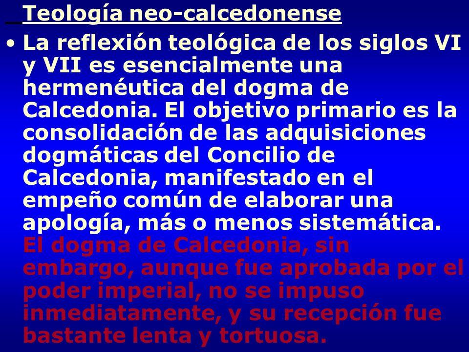 Teología neo-calcedonense