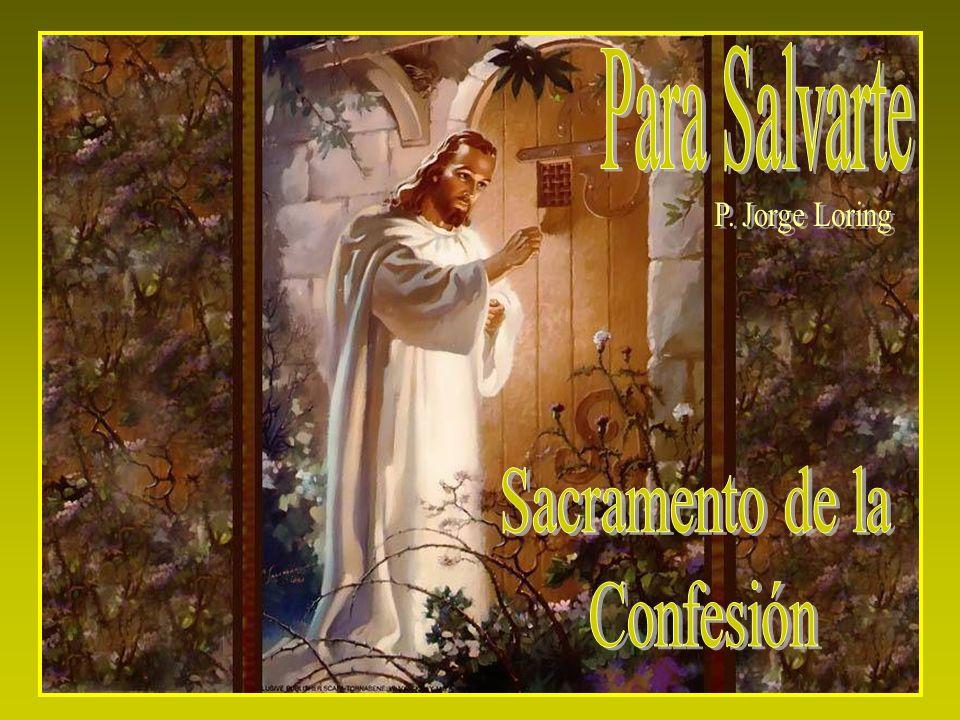 Para Salvarte P. Jorge Loring Sacramento de la Confesión