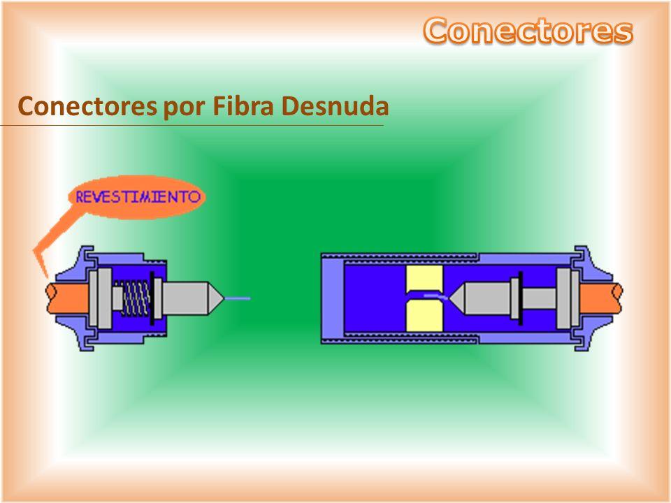 Conectores Conectores por Fibra Desnuda