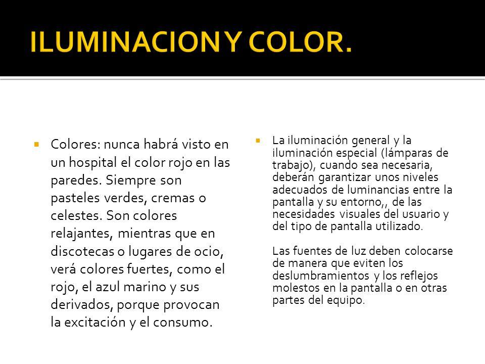 ILUMINACION Y COLOR.